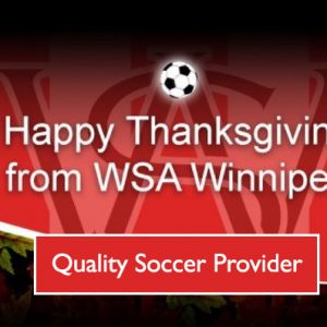 Happy thanksgiving from wsa winnipeg