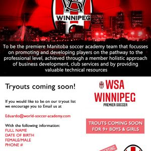 Tryouts coming soon!